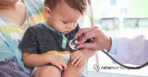 Kinder Medikamente Nebenwirkungen