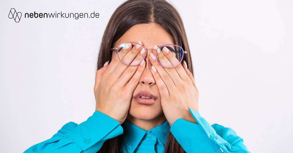 Miltefosin Komplikationen am Auge