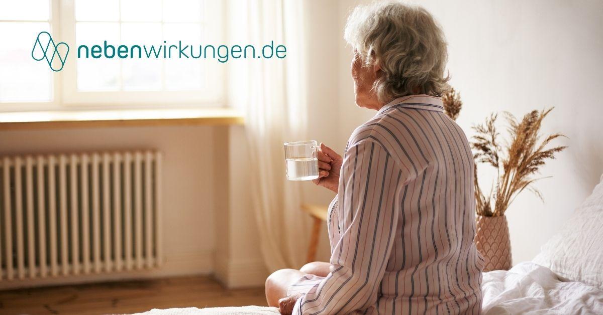 Antihistaminika der ersten Generation: möglicherweise erhöhte Risiken bei älteren Menschen